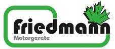 Motorgeräte Friedmann- relaunch